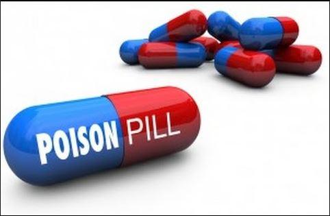 Poison pills